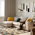 Двухкомнатная квартира в Ямном